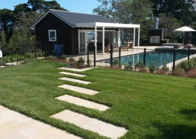 Tatham Road Pool House